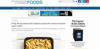 Abou Frozen foods