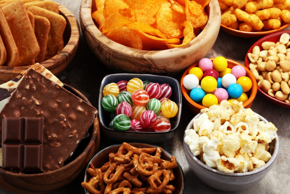 Confectionery Consumption in the USA.
