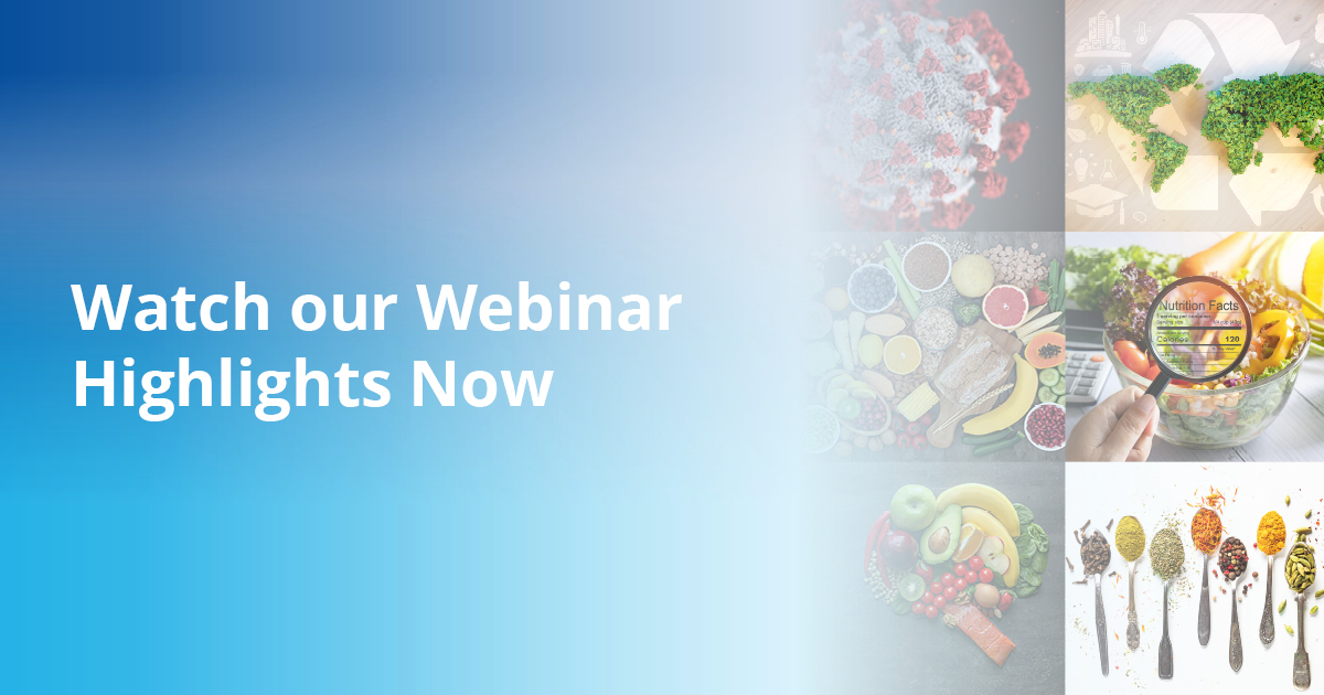 Watch our webinar highlights now!