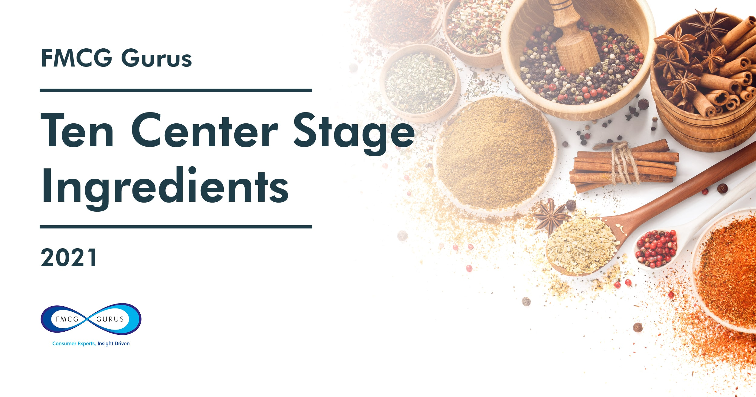 Ten Center Stage Ingredients in 2021.