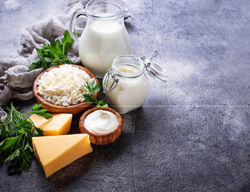 calcium dairy